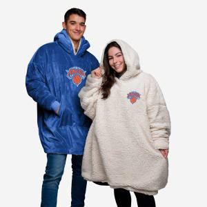 New York Knicks Reversible Big Logo Hoodeez