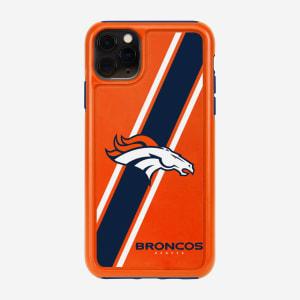 Denver Broncos Dual Hybrid iPhone 11 Case - iPhone 11 Pro