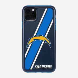 Los Angeles Chargers Dual Hybrid iPhone 11 Case - iPhone 11 Pro Max