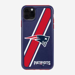New England Patriots Dual Hybrid iPhone 11 Case - iPhone 11