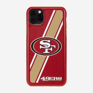 San Francisco 49ers Dual Hybrid iPhone 11 Case - iPhone 11