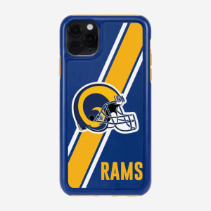 Los Angeles Rams Dual Hybrid iPhone 11 Case - iPhone 11 Pro Max