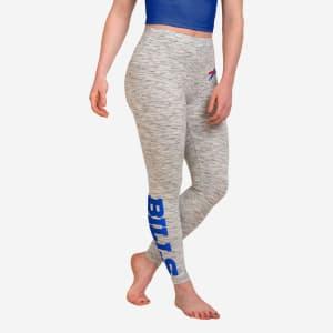 Buffalo Bills Womens Gray Legging