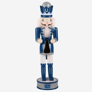 Indianapolis Colts Team Spirit Nutcracker