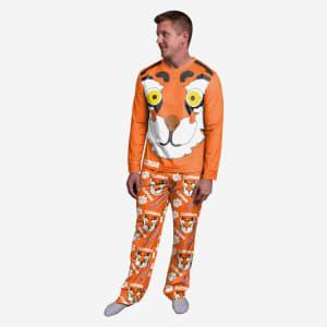 The Tiger Clemson Tigers Mascot Pajamas - S
