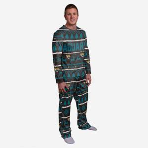 Jacksonville Jaguars Family Holiday Pajamas - M