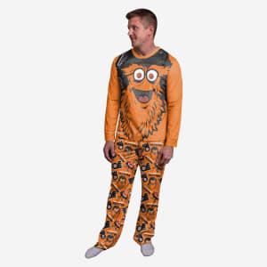 Gritty Philadelphia Flyers Mascot Pajamas - L
