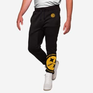 Pittsburgh Steelers Run The Game Team Joggers - XL