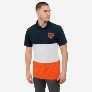 Chicago Bears Rugby Scrum Polo - M