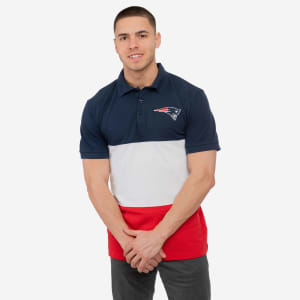 New England Patriots Rugby Scrum Polo - XL