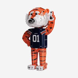 Aubie The Tiger Auburn Tigers PZLZ Mascot