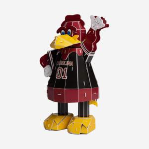 Cocky South Carolina Gamecocks PZLZ Mascot