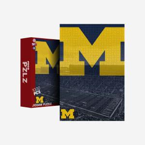 Michigan Wolverines Michigan Stadium 1000 Piece Jigsaw Puzzle PZLZ