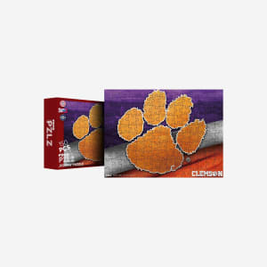 Clemson Tigers Team Logo 150 Piece Jigsaw Puzzle PZLZ