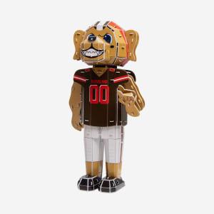 Chomps Cleveland Browns PZLZ Mascot