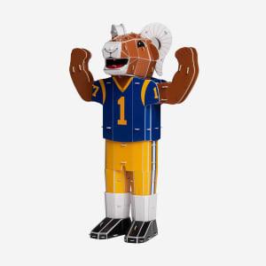 Rampage Los Angeles Rams PZLZ Mascot