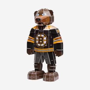 Blades The Bear Boston Bruins PZLZ Mascot