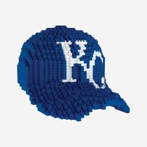 Kansas City Royals BRXLZ Mini Caps
