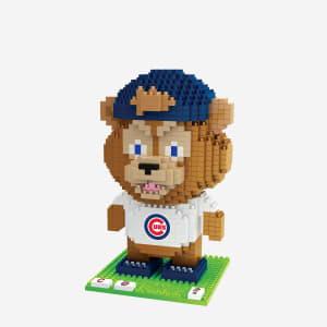 Clark Chicago Cubs BRXLZ Mascot