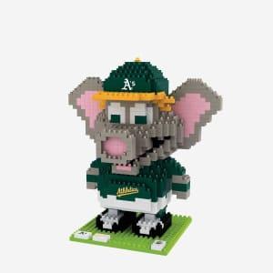 Stomper Oakland Athletics BRXLZ Mascot