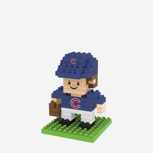 Chicago Cubs BRXLZ Mini Player