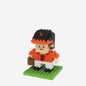 San Francisco Giants BRXLZ Mini Player
