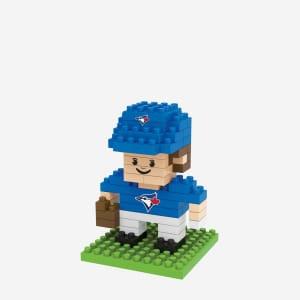Toronto Blue Jays BRXLZ Mini Player