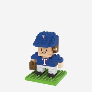 Texas Rangers BRXLZ Mini Player