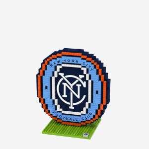 New York City FC BRXLZ Logo