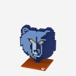 Memphis Grizzlies BRXLZ Logo