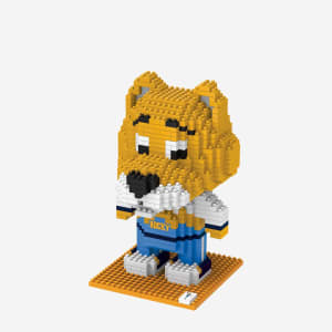 Rocky the Mountain Lion Denver Nuggets BRXLZ Mascot