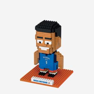 Russell Westbrook Oklahoma City Thunder BRXLZ Mini Player