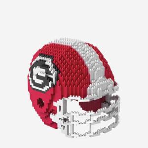 Georgia Bulldogs BRXLZ Mini Helmet
