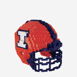 Illinois Fighting Illini BRXLZ Mini Helmet