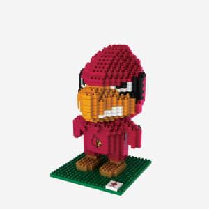 Cardinal Bird Louisville Cardinals BRXLZ Mascot