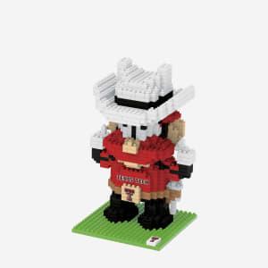 Raider Red Texas Tech Red Raiders BRXLZ Mascot