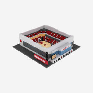 Louisville Cardinals KFC Yum Center BRXLZ Basketball Arena