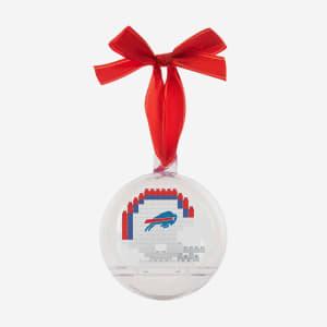 Buffalo Bills BRXLZ Helmet Ball Ornament