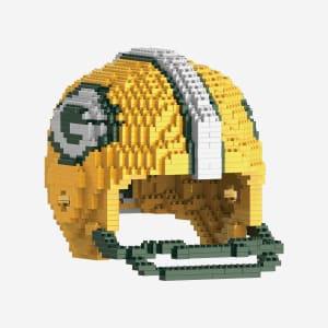 Green Bay Packers BRXLZ Helmet