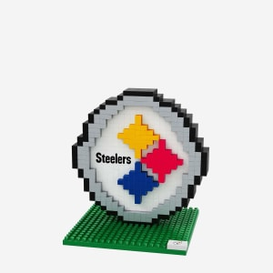 Pittsburgh Steelers BRXLZ Logo