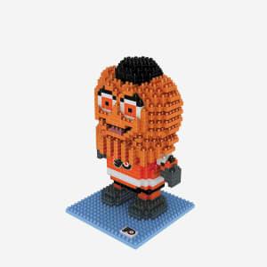 Gritty Philadelphia Flyers BRXLZ Mascot