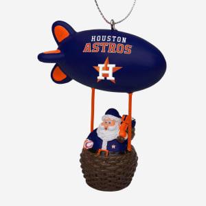 Houston Astros Santa Blimp Ornament