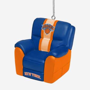 New York Knicks Reclining Chair Ornament
