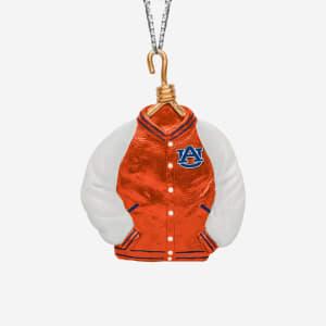 Auburn Tigers Varsity Jacket Ornament