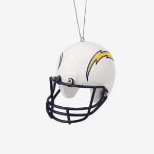 Los Angeles Chargers Football Helmet Ornament