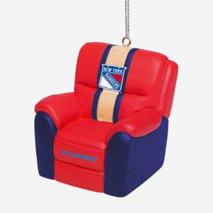 New York Rangers Reclining Chair Ornament