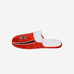 Cleveland Browns Sherpa Slide Slipper - M