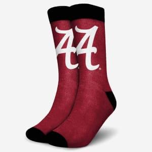 Alabama Crimson Tide Primetime Socks - S/M