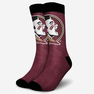 Florida State Seminoles Primetime Socks - L/XL