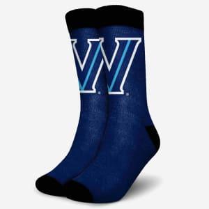 Villanova Wildcats Primetime Socks - S/M